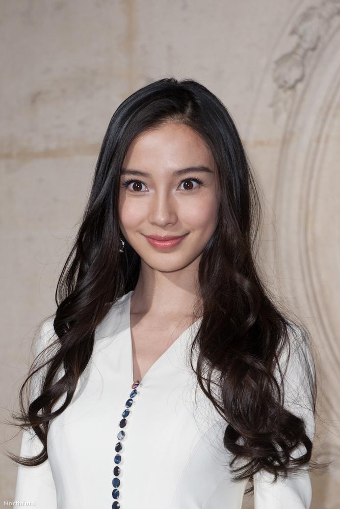 egy héttel az esküvője után derült ki - Huang Csaoming színészhez ment hozzá