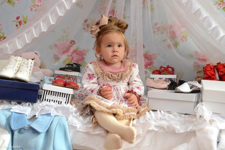 Minnie-Beau-nak a szobája sem átlagos
