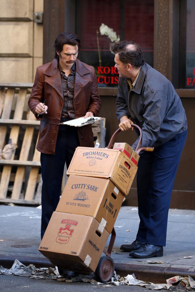 James Franco mellett Maggie Gyllenhaal lesz a másik főszereplő.