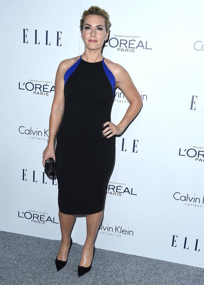 Az Elle Nők Hollywoodbangáláján és díjátadóján Kate Winslet csak úgy ragyogott