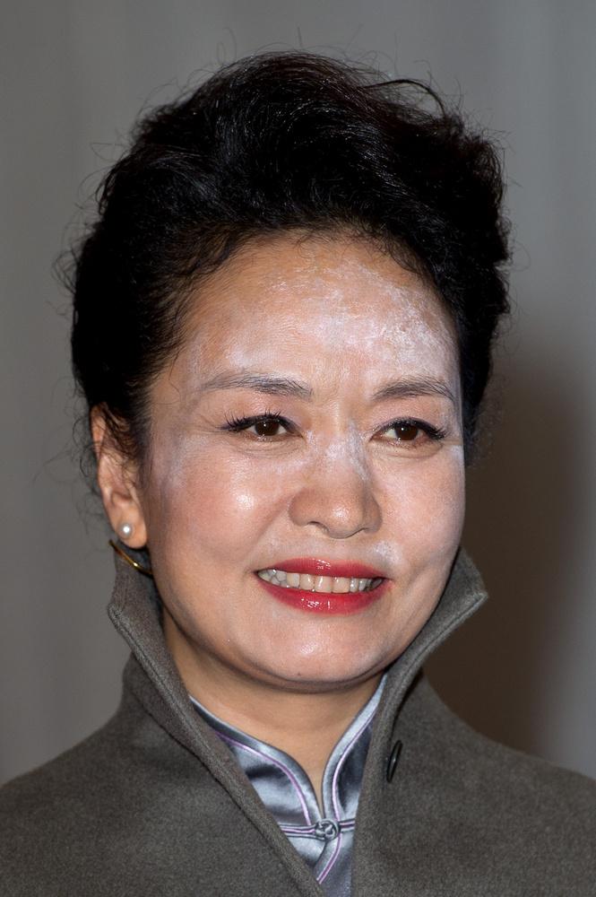 A kínai first lady elkövette a klasszikus hibát