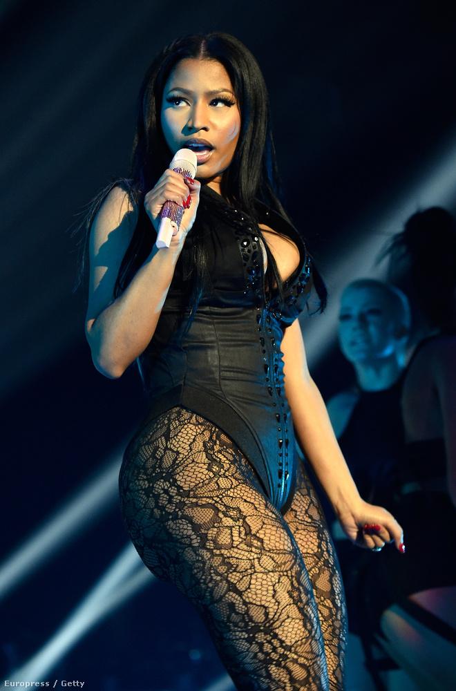 Nicki Minaj lett a legjobb hip-hop-előadó, ezzel lenyomva Kanye Westet