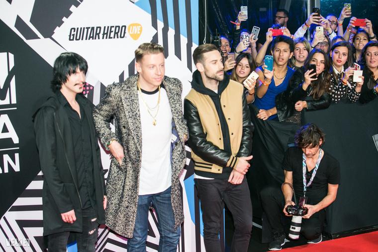 Macklemore kapta a legjobb videónak járó díjat.
