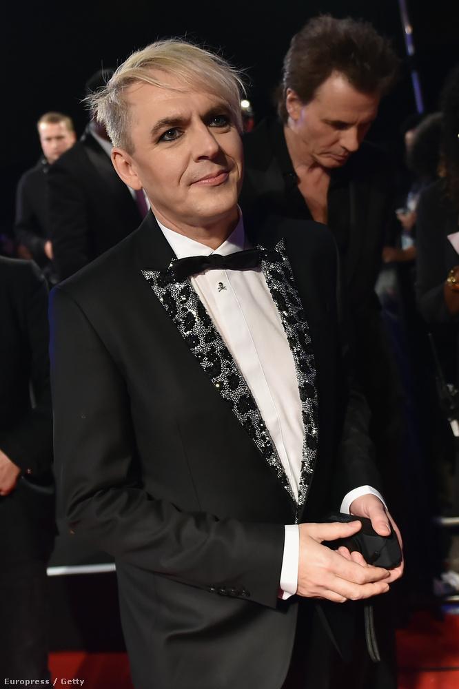 Nick Rhodes egy legenda a Duran Duranból, és mint a '80-as évek egyik szupersztárja, bármit megengedhet magának