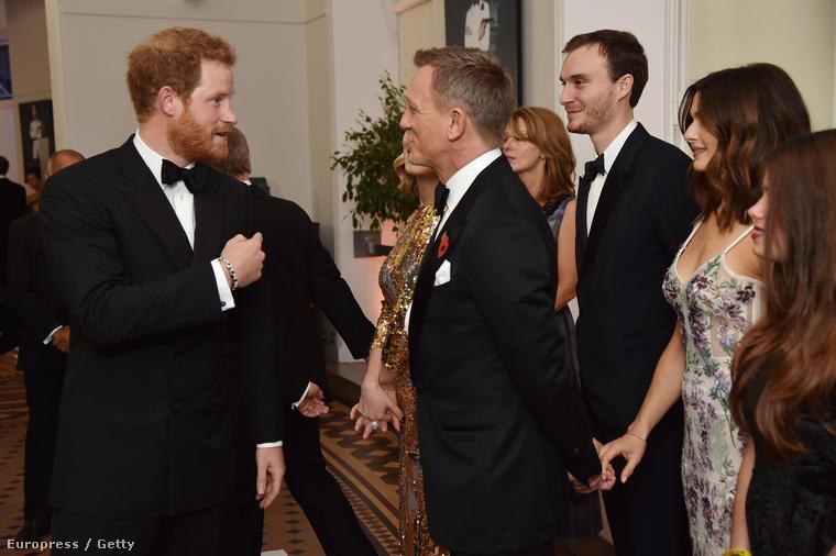 És akinek Daniel Craig simán lepasszolhatná Bond szerepét