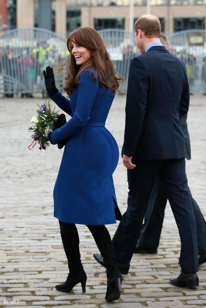 És így nézne ki Katalin hercegné, ha ellopná valamelyik Kardashian seggét