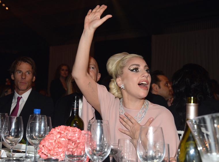 Lady Gaga például találva érezte magát,