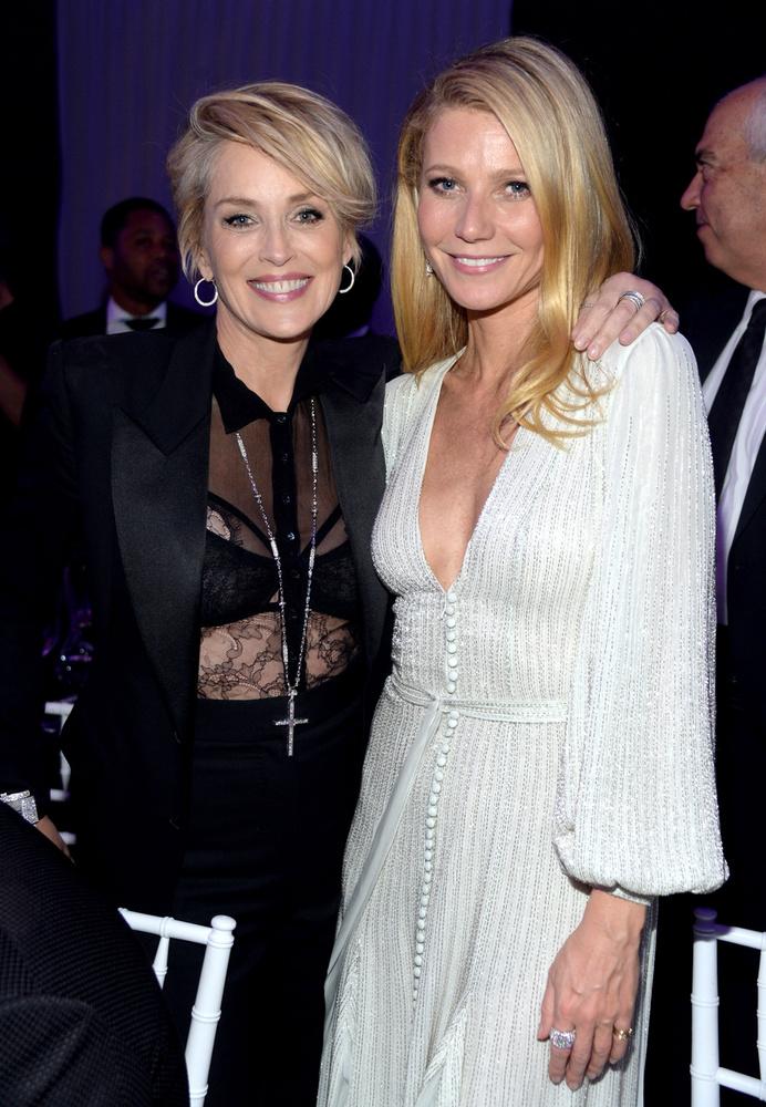 Akkor is Gwyneth Paltrow volt a legszebb, ha ezen a képen Sharon Stone szuperdögös.