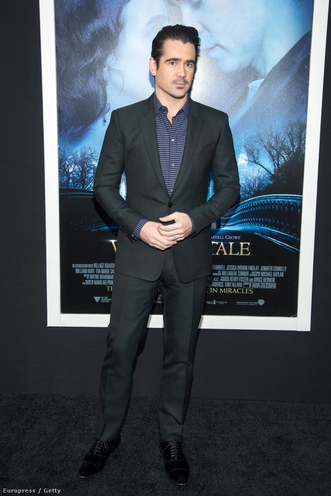 Colin Farrell farokmérete évek óta nem titok, amióta a színész  egyik szeretője közzétette a szexvideójukat.                         Minden nőnek kötelező megnéznie