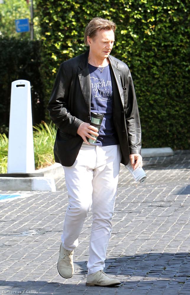 Liam Neeson egyik exnője, Janice Dickinson azt vallotta róla, hogy Neesonnak van a legnagyobb farka az egész földkerekségen