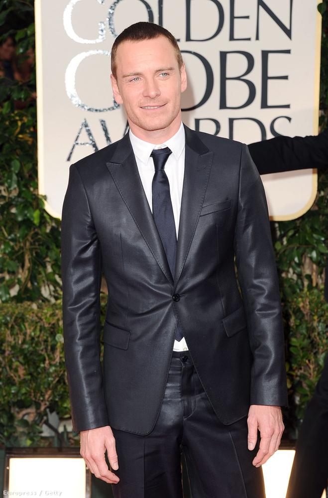 Michael Fassbander a Szégyentelenben megmutatta, mit visel a lába közt, még George Clooney is elismerően nyilatkozott arról a 2012-es Golden Globe-on.
