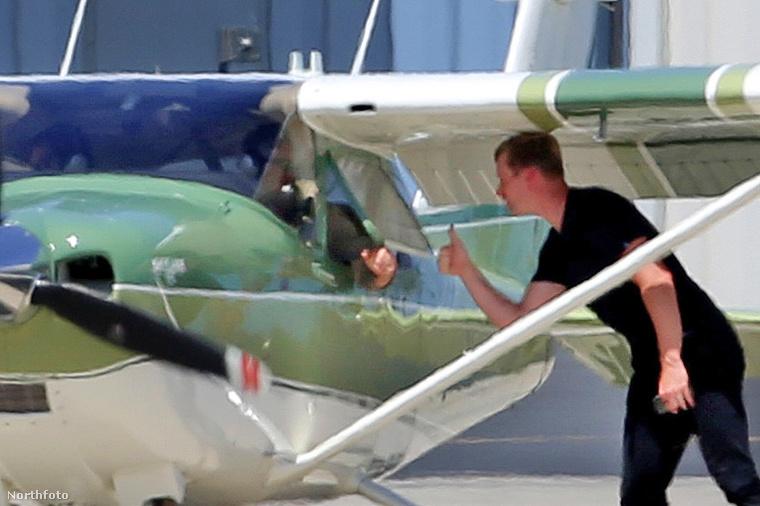 Júniusban már újra repült, október végén pedig elmondta, hogy a beleset után átmeneti amnéziában szenvedett.