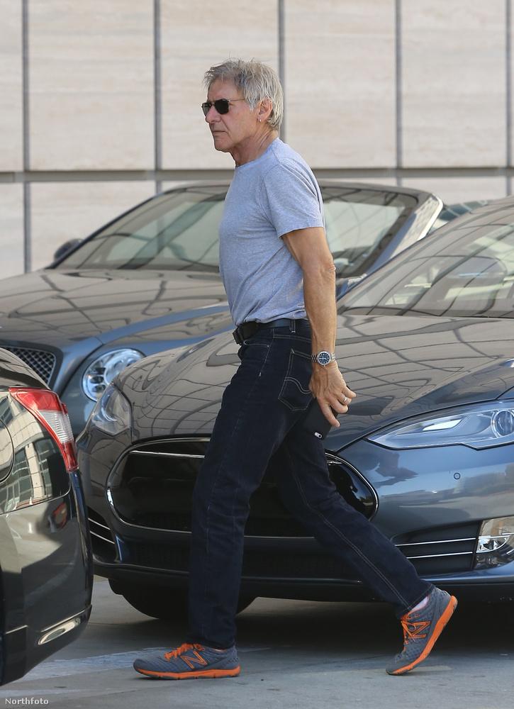 Harrison Ford 73 éves
