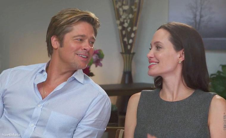 Angelina Jolie beszélt a műtéteiről is, és arról, hogy mennyire fontos volt neki a férje, Brad Pitt támogatása