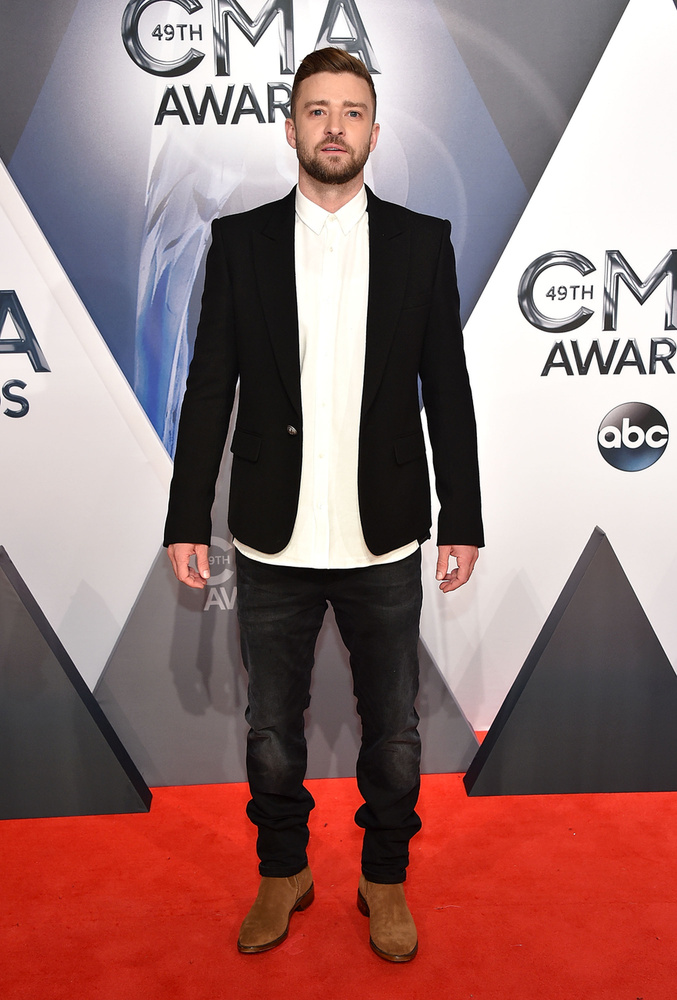 És Justin Timberlake