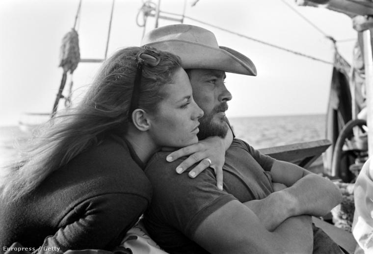 A színész szerelmi életét már a 60-as években is szerette a bulvársajtó