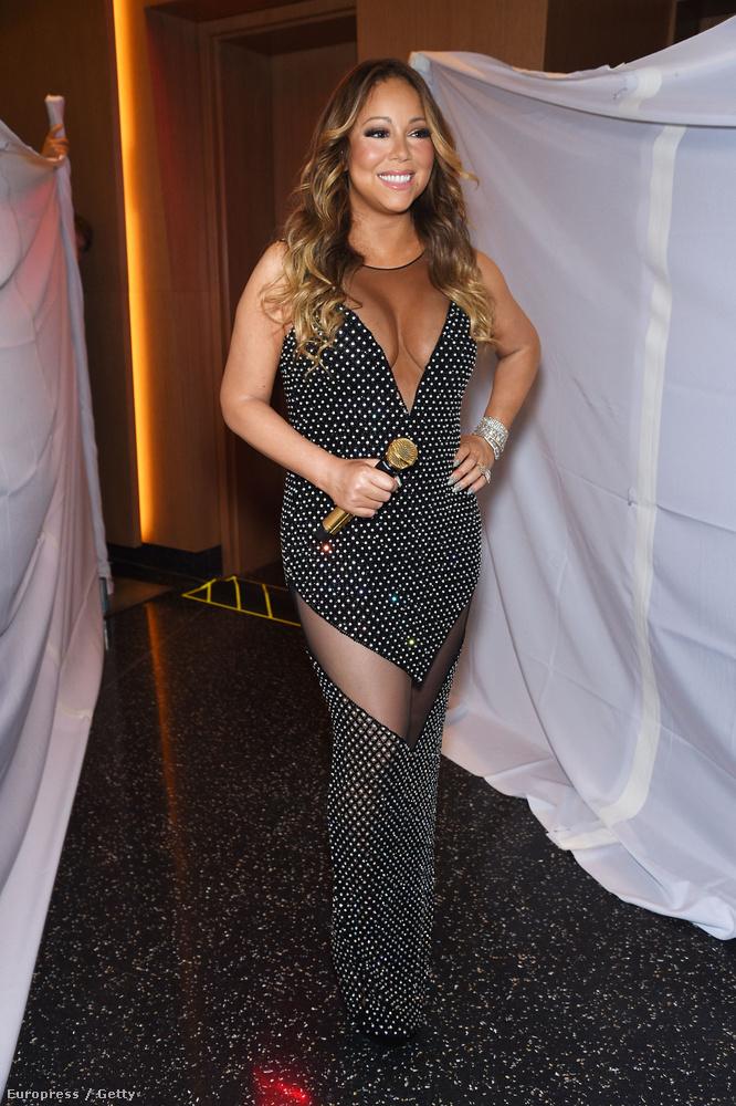Mariah Careynek is volt idén egy szomorú sorozata, amelyből ezt emelnénk ki.