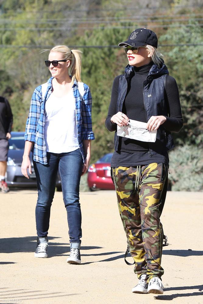 Gwen Stefani és Gavin Rossdale augusztusban jelentették be, hogy 13 évnyi házasság után elválnak