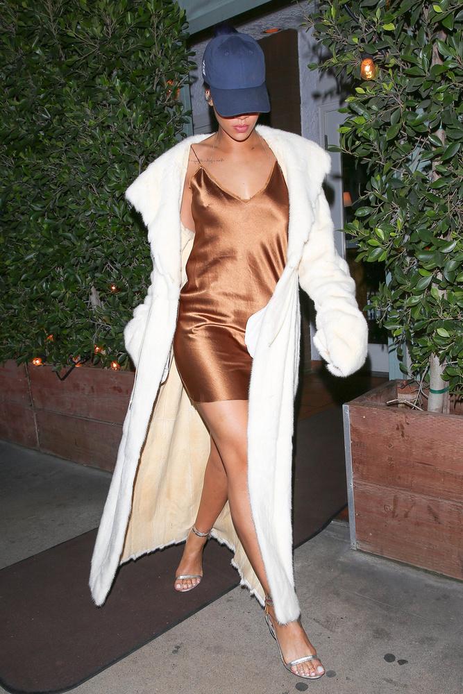 Giorgio Baldi éttermében vacsorázott Rihanna, az énekesnőnek ez a kedvenc olasz étterme