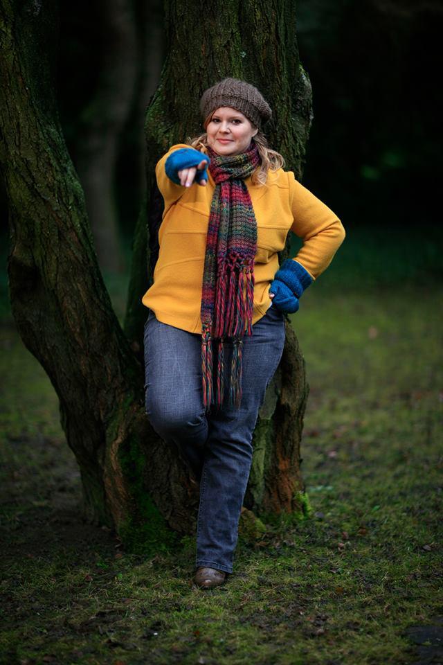 Melinda bloggerként is segíti a teltebb nőket, divattanácsokat és életmódtippeket ad nekik