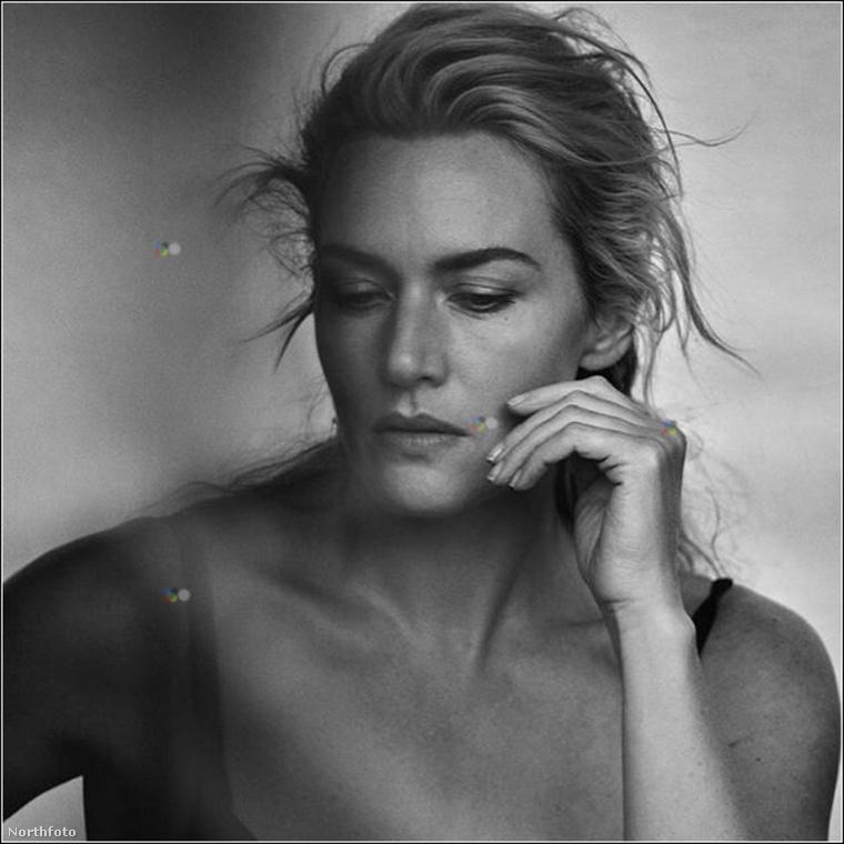 De a lényeg azért Kate Winslet elképesztő arca.