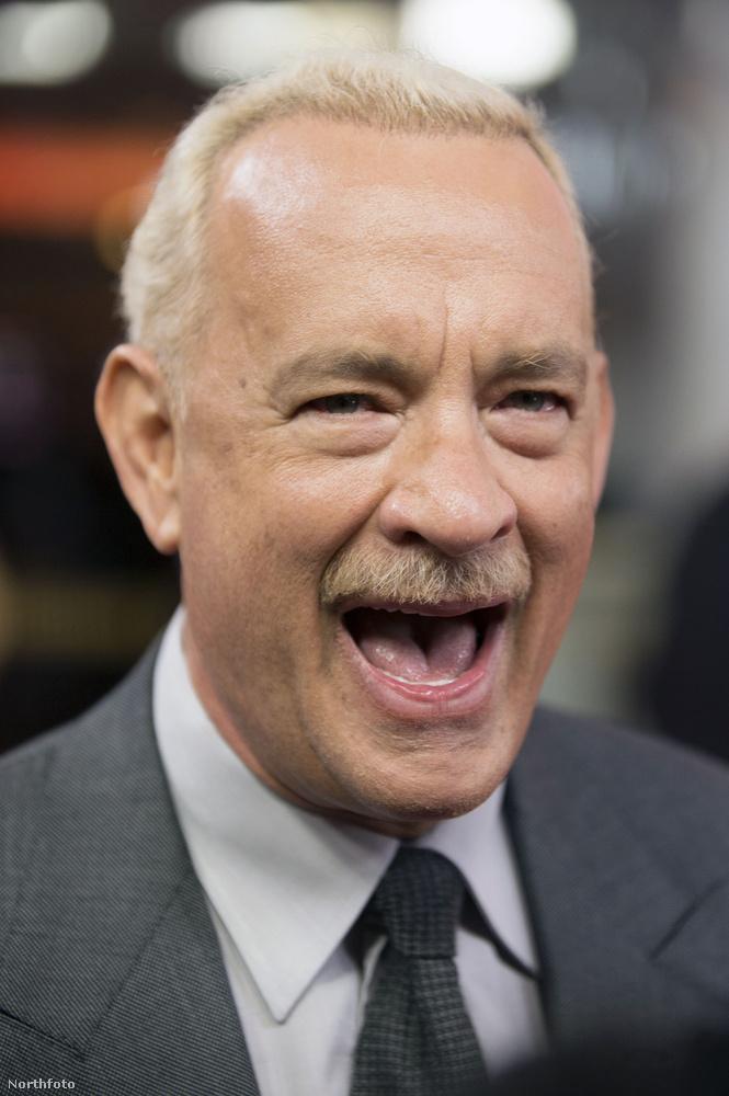 Mint ahogy azon mi is elszomorodtunk, a színész haja nem igazán értékelte a fehérítő műveletet, amit a Sully című film kívánt meg tőle.