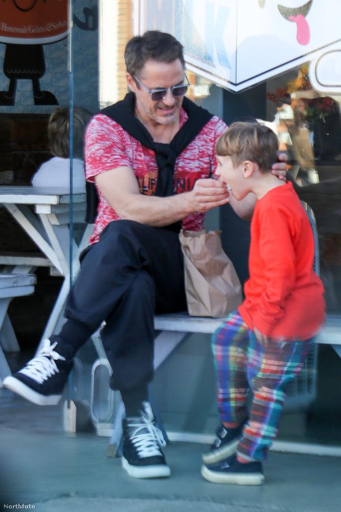 Mondjuk ki ne venné szívesen, ha Robert Downey Jr