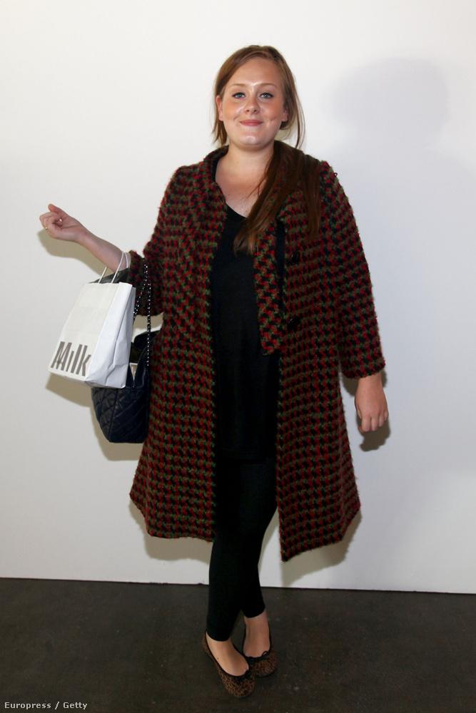 2009: Adele nagy éve ez, ami elhozza az első Grammy díjakat, és néhány mást is.