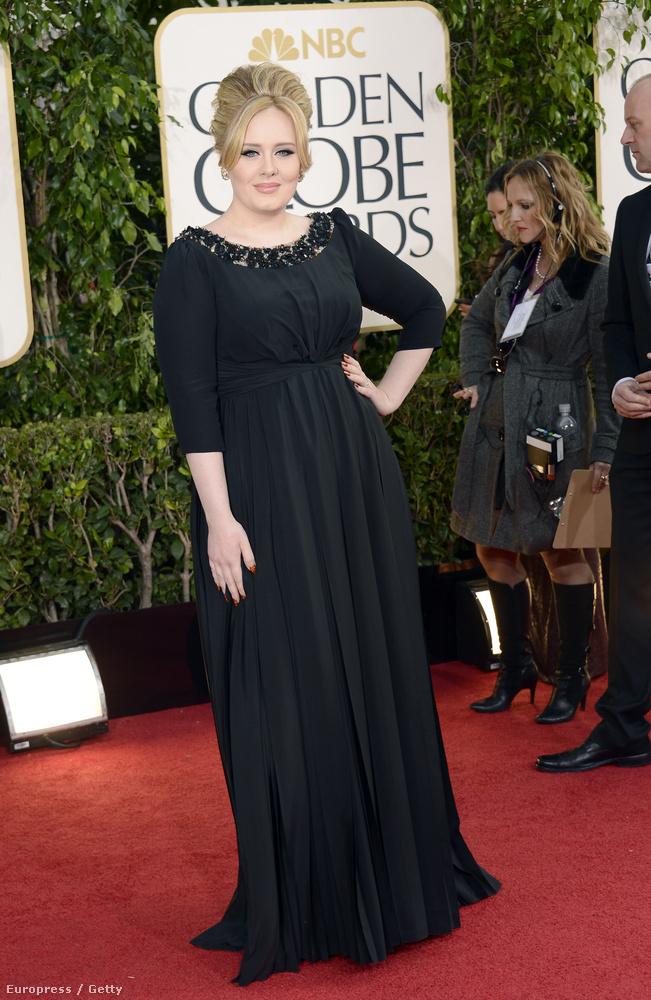 2013: Golden Globe-díj, Oscar-díj és a Brit Birodalom Rendjének tagja