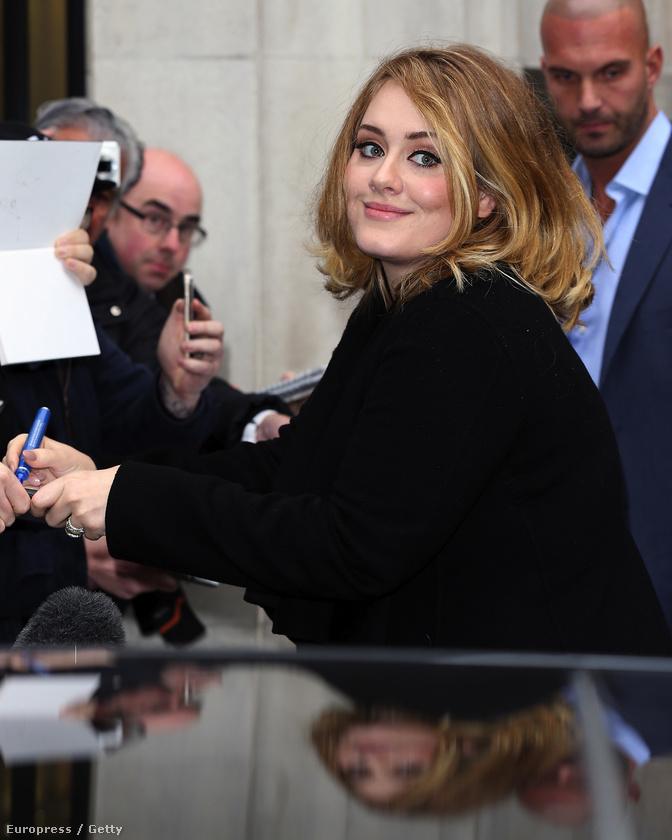 Hello Adele!