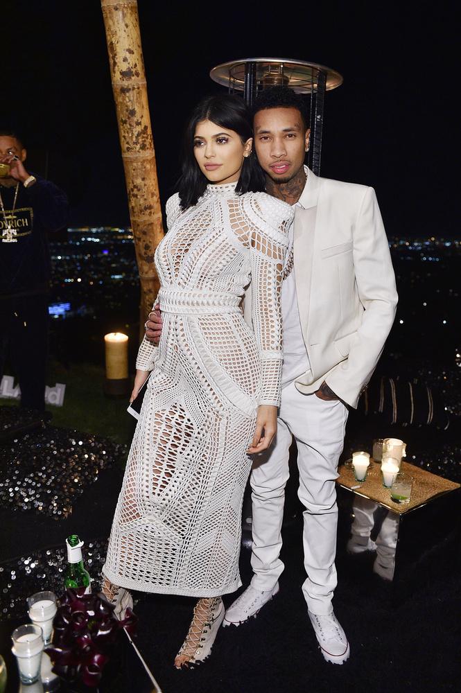 Kylie Jenner augusztusban tartott 18