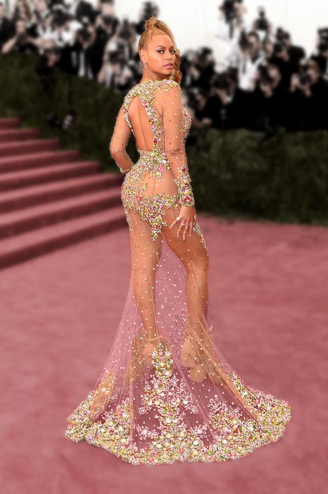 Beyoncé méretei már labdába sem rúghattak.