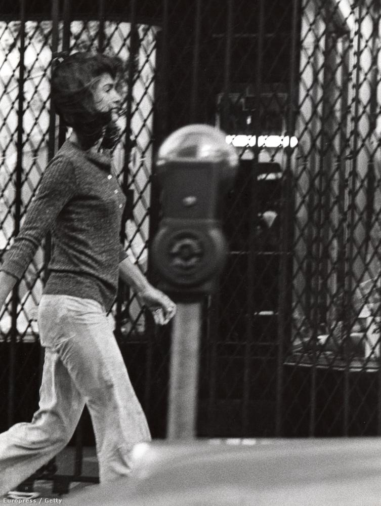 Az egyik legtöbb képet John Fitzgerald Kennedy özvegyéről, Jackie Onassisról készítette