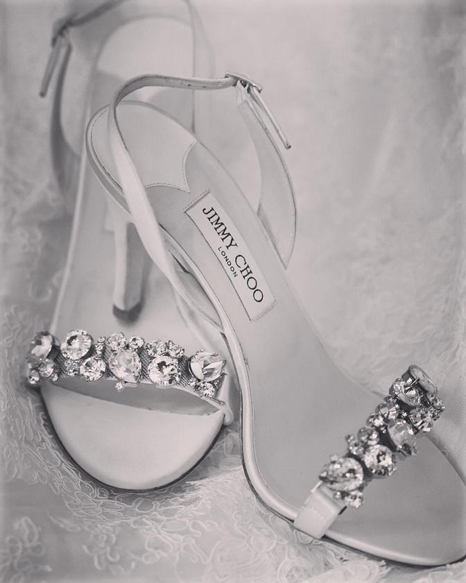 Végül pedig nézze meg, milyen cipőt viselt Vajnáné az esküvőjén