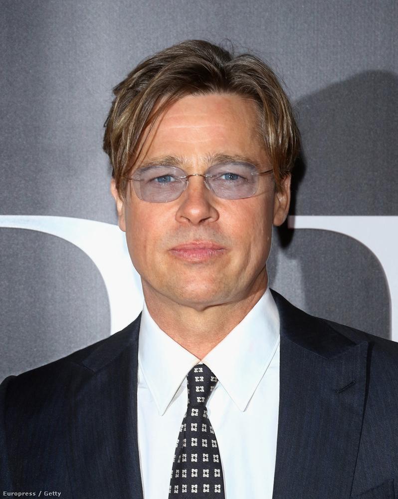 Az is lehet, hogy Brad Pitt jó így, és nincs semmi baj a fejével
