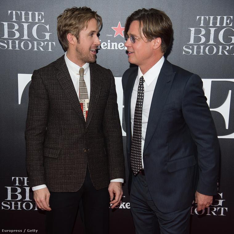 Az már gáz, ha Ryan Gosling lekörözi sármban