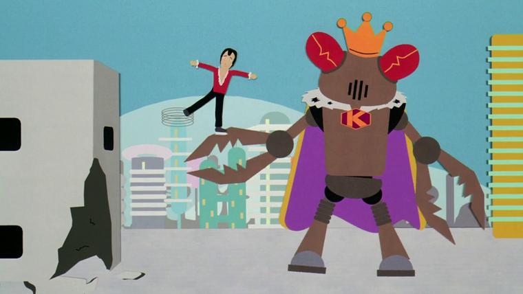 Amikor 1999-ben egész estés filmet készítettek a sorozatból, a South Park: Nagyobb, hosszabb és vágatlan, akkor Brian Boitano szintén központi szerepet kapott