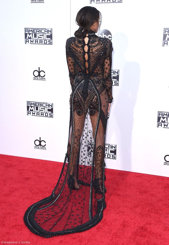 Ugye ön is azt hinné hirtelen, hogy ez itt vagy Beyoncé, vagy Jennifer Lopez....