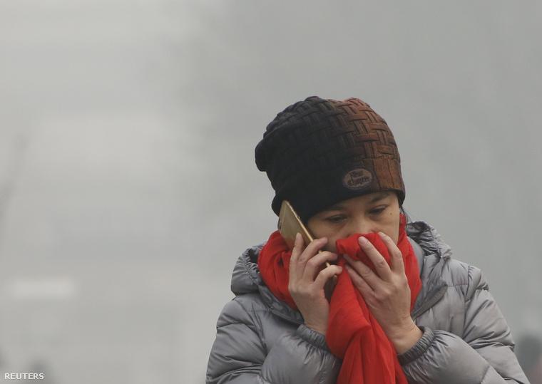 Kína a legnagyobb károsanyag-kibocsátó nemzetek közé tartozik