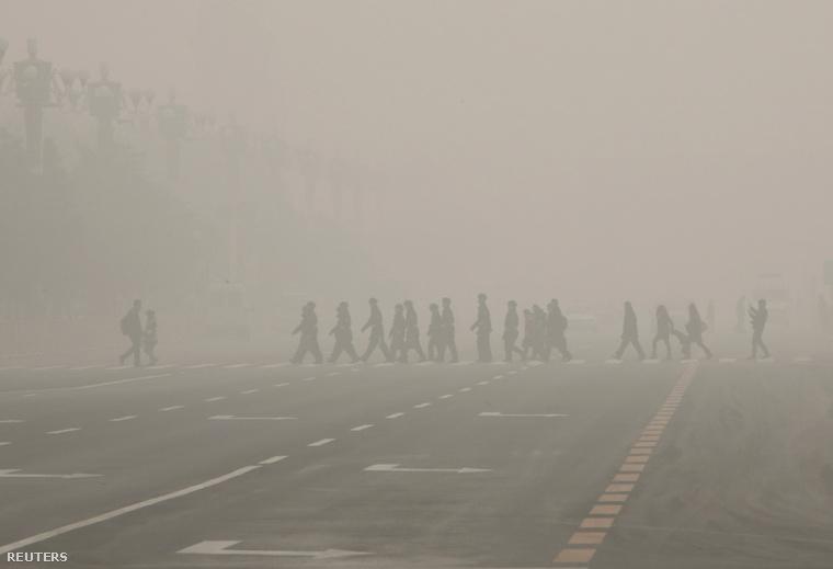 Peking utcái tökéletes bizonyítékként szolgálnak, miért is