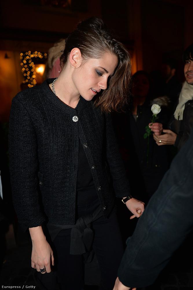 Stewart nem először dolgozik a Chanelnek
