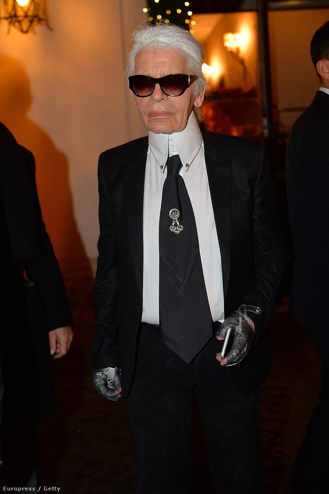 Karl Lagerfeld kisfilmjének a trailere már kijött, ebben Kristen Stewart alakítja Coco Chanelt.