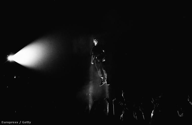 Justin Bieber az MTV VMA-n 2015 agusztusában