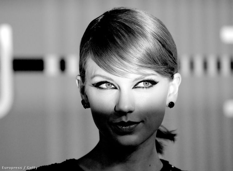 Taylor Swift az MTV VMA-n 2015 agusztusában