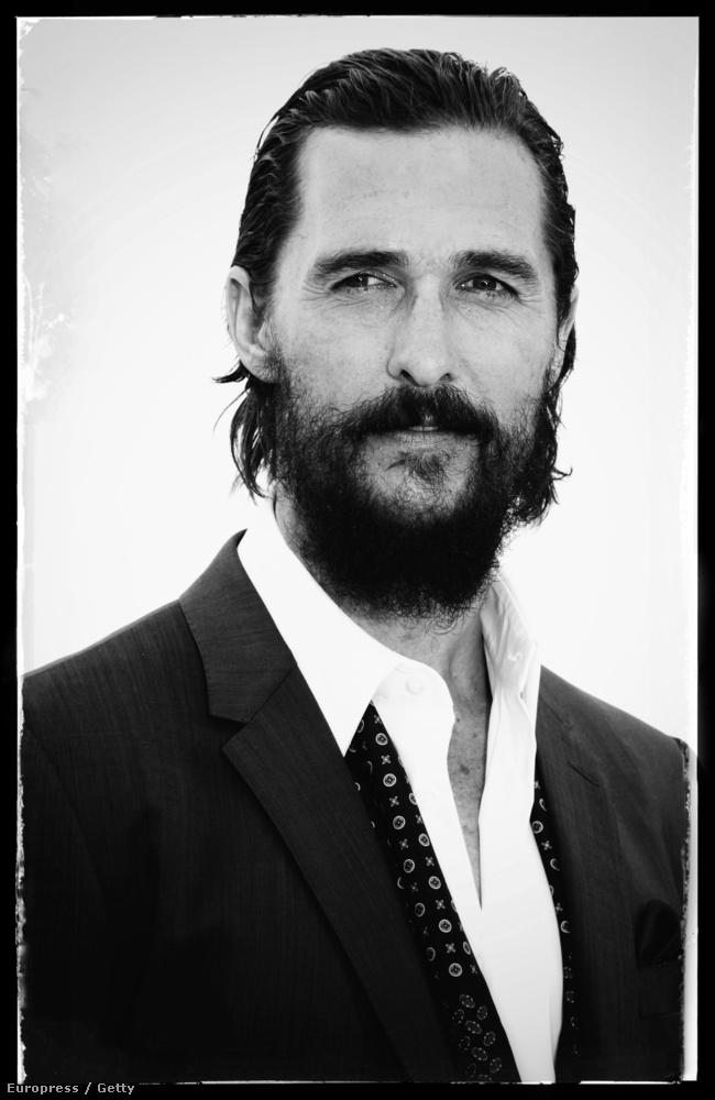 Matthew McConaughey Cannes-ban