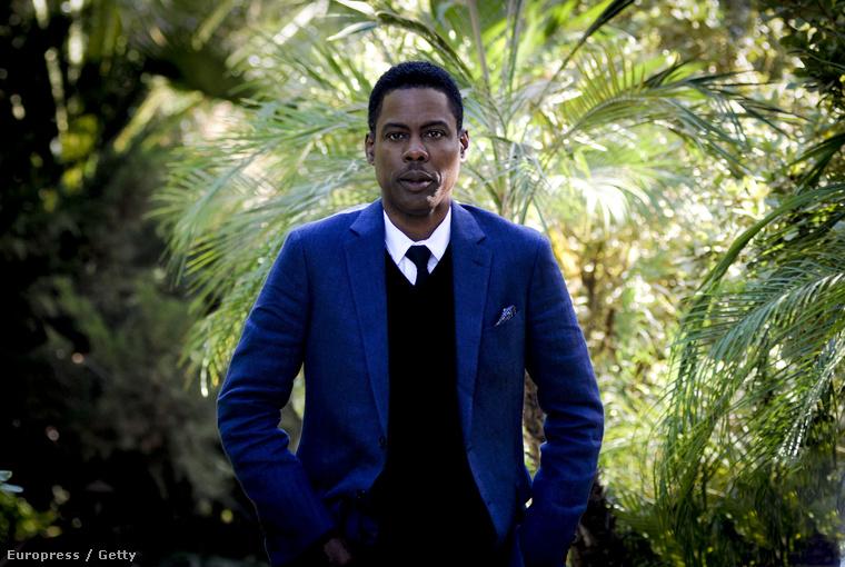 Chris Rock a Palm Springs-i filmfesztiválon 2015 januárjában.