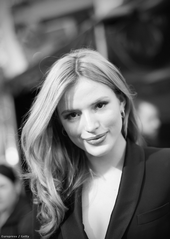 Bella Thorn a People's Choice Awardson 2015 januárjában.
