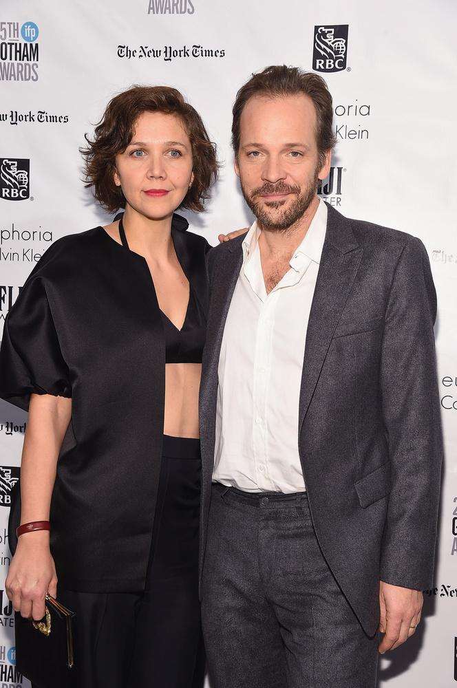 A színésznő férje, Peter Sarsgaard sem talált semmi kifogásolnivalót ebben