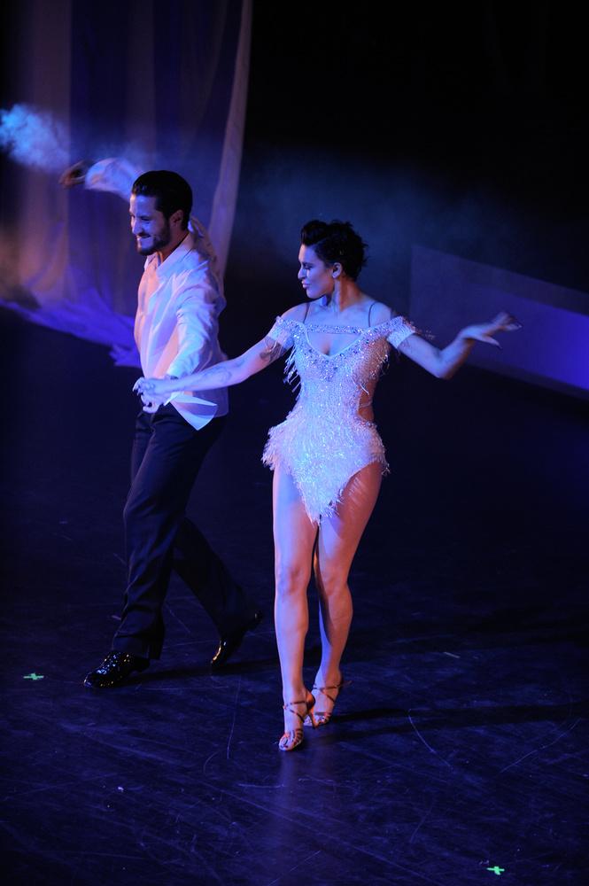 El ne felejtse, hogy Rumer Willis mennyire jól táncol
