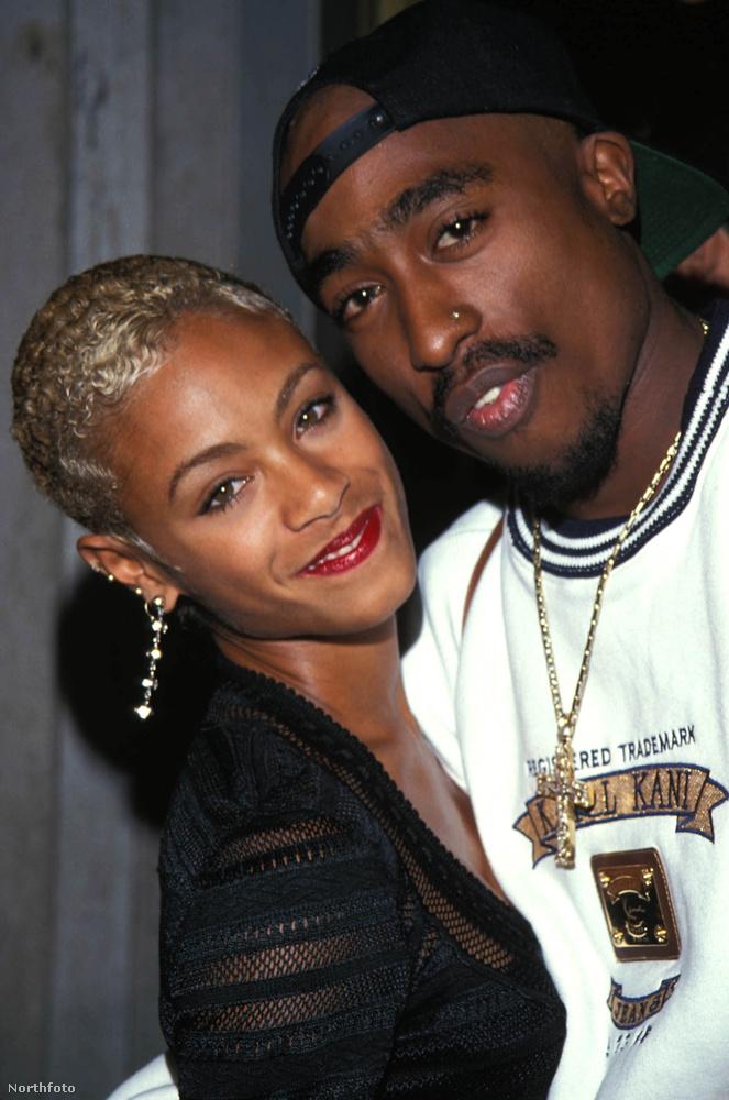 Mint ahogy Will Smith neje, Jada Pinkett Smith is együtt járt iskolába Tupac-kel